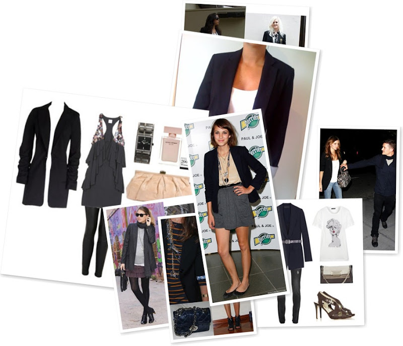 Ver blazer negro 1