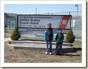 Sandy Hook Coast Guard