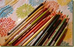 Newly Sharpened Pencils