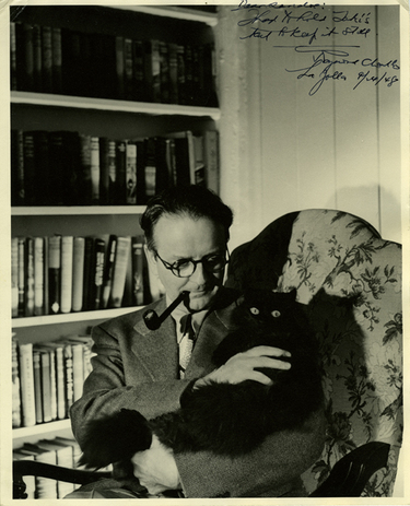 Raymond Chandler with