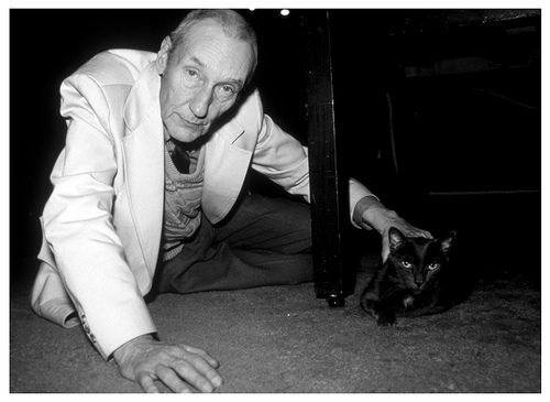 William S. Burroughs with