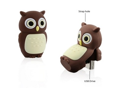 Coolest Owl USB flash drive