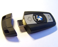 BMW key USB Flash Drive 2