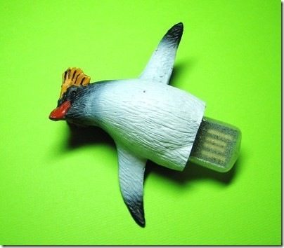 Hemingway funs Pinguin USB flash drive 2