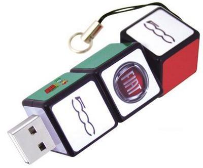Rubiks USB thumb drive