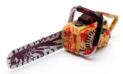 Resident Evil 5 Chainsaw USB drive