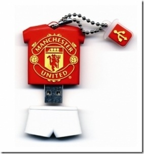 Manchester United USB Flash Drive