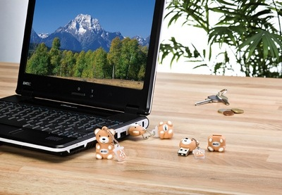 Teddy Bear USB memory stick