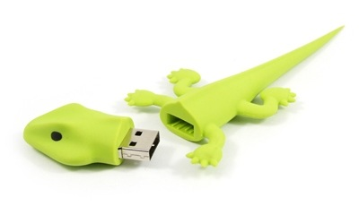 Lizard USB flash drive