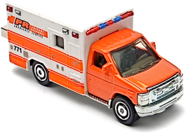 Ambulance USB flash drive 2