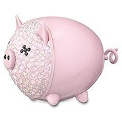 Swarovsky USB piggy pink