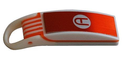 Flip USB flash drive