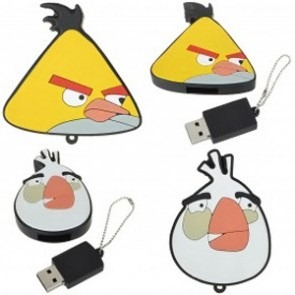 Angry Birds USB memory stick