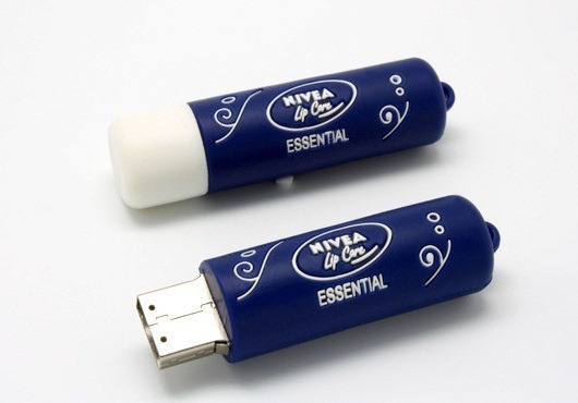 Nivea USB flash drive