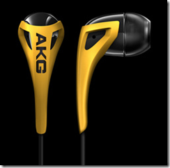 AKG K300  headphones
