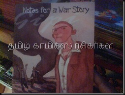 notes of a war story cover