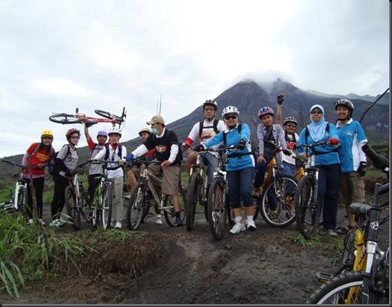 Lava Tour Kali Kuning 2011