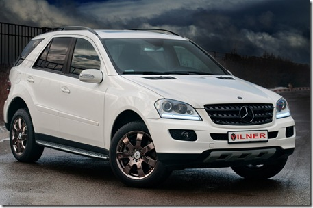 Vilner Mercedes-Benz ML 350