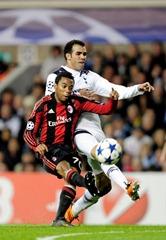 Tottenham x Milan
