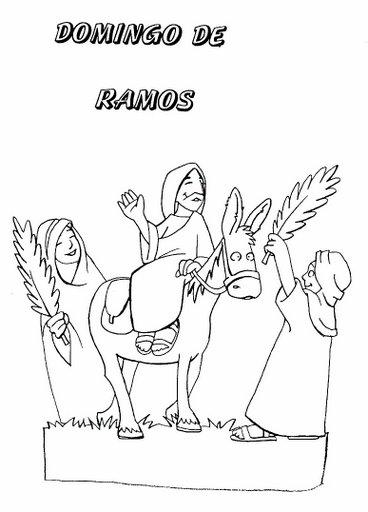 Domingo de Ramos   RECURSOS PARA CATEQUESIS