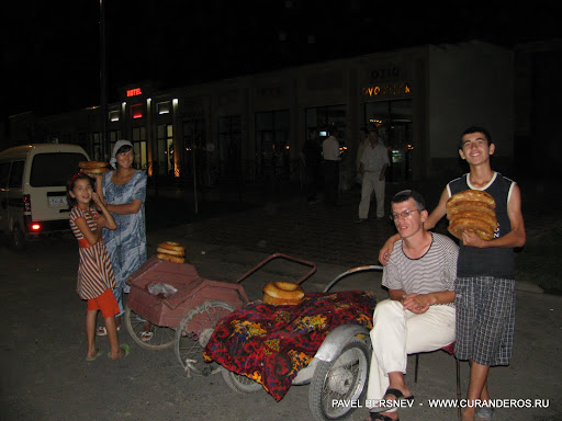 продавцы хлеба