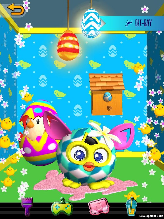 Furby BOOM – Screenshot