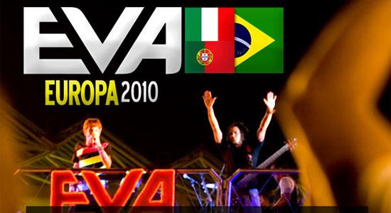 Banda Eva - Europa 2010