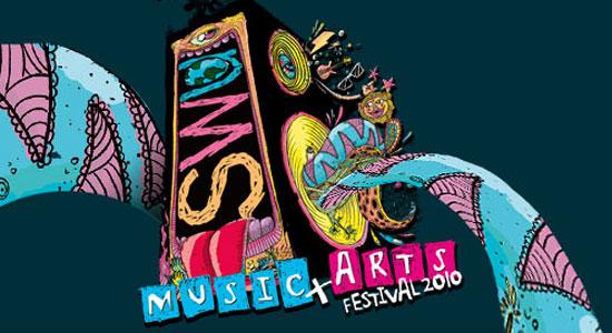 SWU Music & Arts Festival 2010