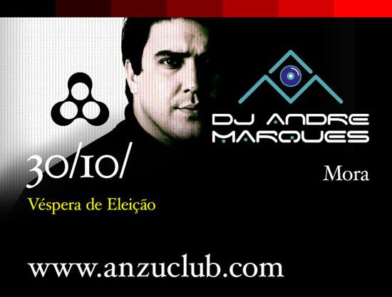 DJ André Marques - Anzu Club