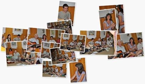 Преглед на THE ART OF KIRTAN на гости на Българска Йога Федерация (Юли 2010г)