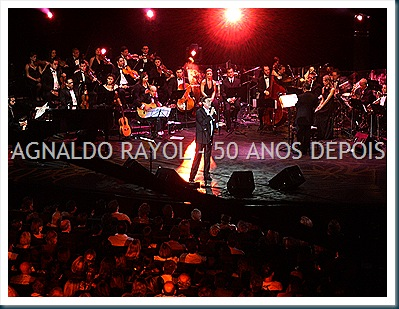 DVD Agnaldo Rayol