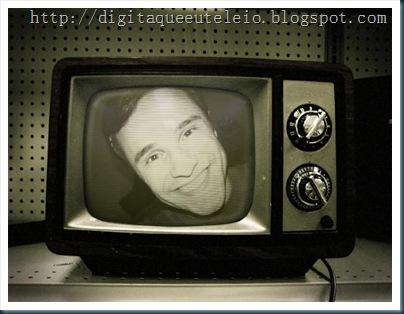 Eu na TV!