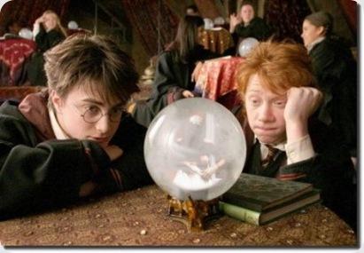 Harry Potter e a Bola de cristal