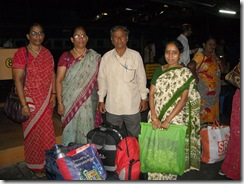 My Family at Tirupati station