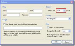 A SEO Tool: Check Google SERP or Position