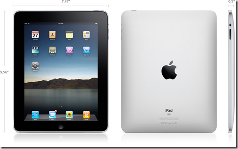 What are Apple iPad Specifications : A Review