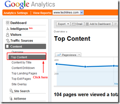 How to Know Traffic Source of Web Page: Google Analytics