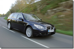 BMW 5 Series: Car Review