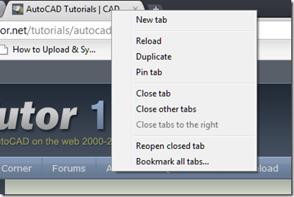 Save/Bookmark all open Tabs : Google Chrome