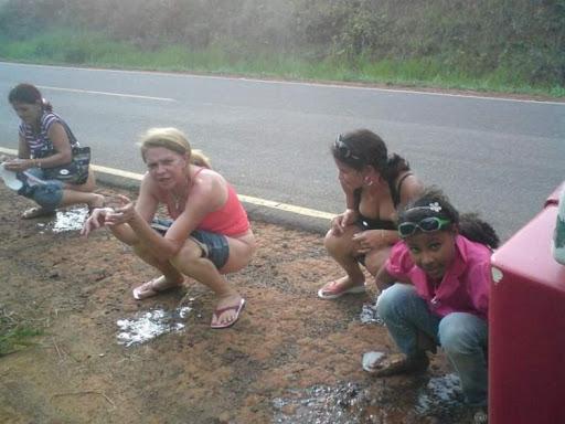 Coisas que você só vê no Brasil