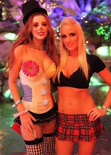 Halloween na Mansão Playboy