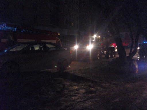 Incendio em boate na Russia