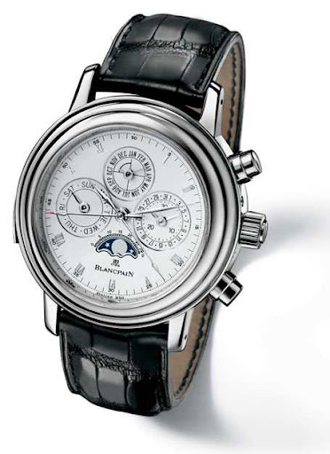 14.  Blancpain 1735, Grande Complication ($ 800,000)
