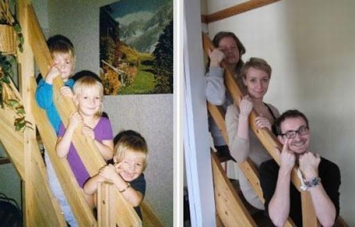 Reproduzindo a infância - Parte 4