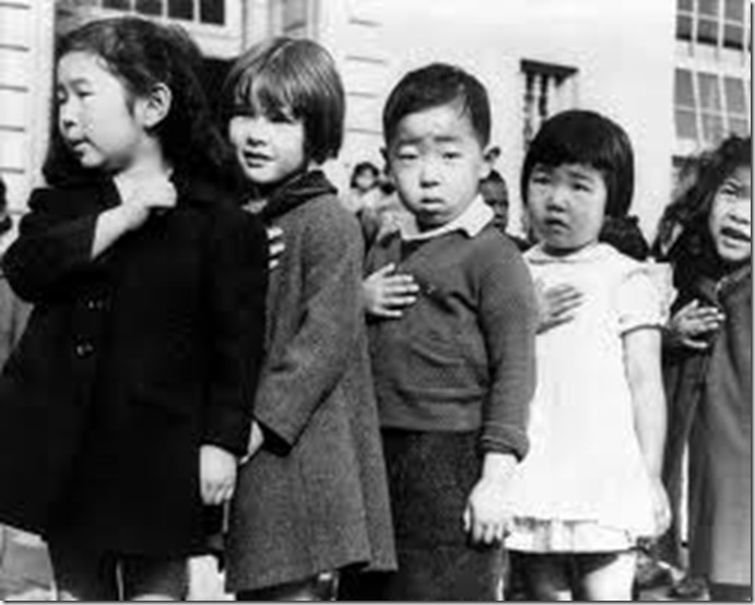 Children at the Weill Public School 1942 (2)