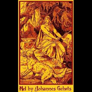 Goddess Hel Cover