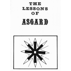 The Lessons Of Asgard Cover