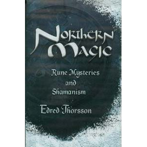 Northern Magic Rune Mysteries And Shamanism Cover