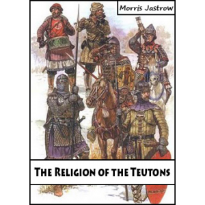 The Religion Of The Teutons Cover