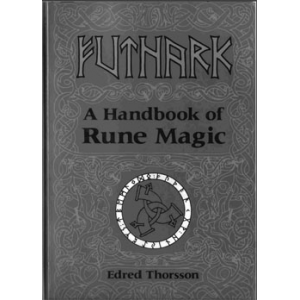 Futhark A Handbooks Of Rune Magic Cover